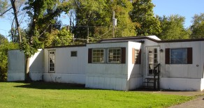 Lincoln Way Mobile Home Park Lot; 26