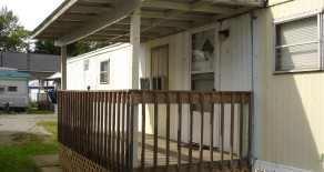 30th St. Mobile Home Park; 3012 Dennis Ct.