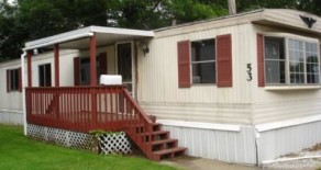 Lincoln Way Mobile Home Park, Lot #53