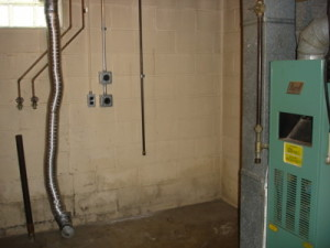 Laundry/ Furnace Room