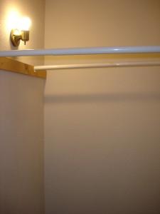 2nd floor closet